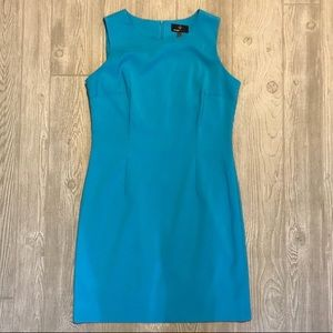 Ronni Nichole dress size 14 blue business causal